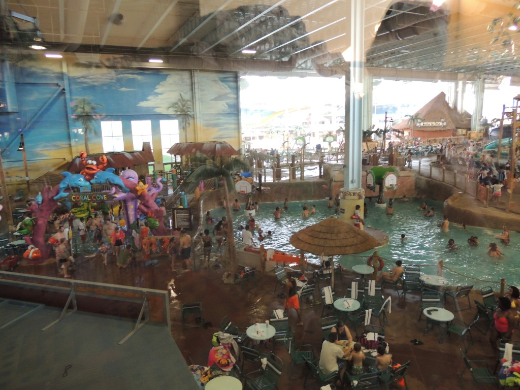 Kalahari Waterpark Sandusky Ohio